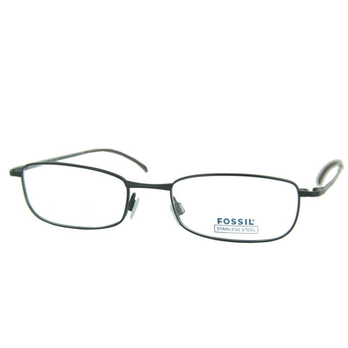 Fossil Brille Brighten silber OF1060001