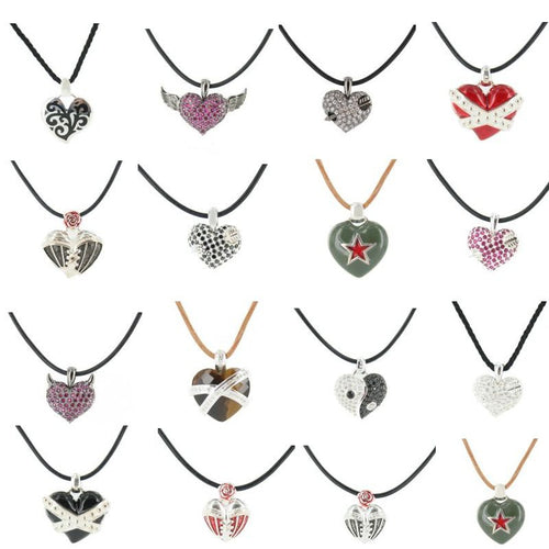 Heartbreaker by Drachenfels Kette Collier Set 19 Modelle WOW