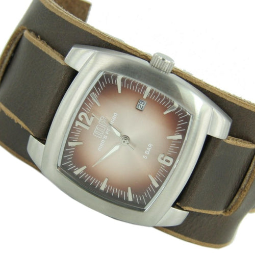 Adora Herren Uhr Men`s Fashion Leder MF5142