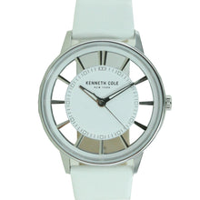 Laden Sie das Bild in den Galerie-Viewer, Kenneth Cole New York Unisex Uhr Armbanduhr Leder KC14994004