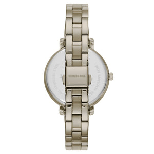 Kenneth Cole New York Damen-Armbanduhr Analog Quarz Edelstahl KC15173006