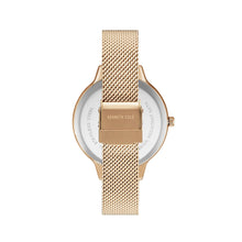 Laden Sie das Bild in den Galerie-Viewer, Kenneth Cole New York Damen Uhr Armbanduhr Edelstahl KC15056012