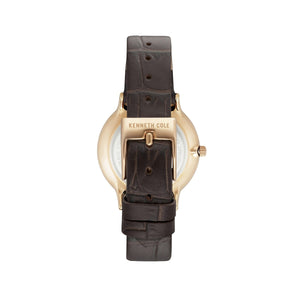 Kenneth Cole New York Damen Uhr Armbanduhr Leder KC15057001