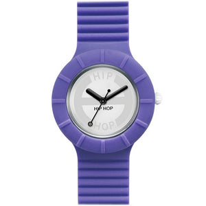 Hip Hop Uhr Silikonuhr Hero small HWU0351 very violet