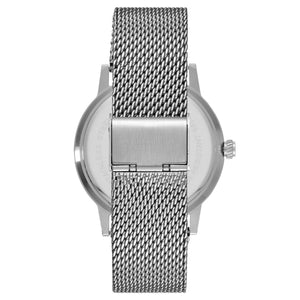 Kenneth Cole New York Herren-Armbanduhr Analog Quarz Edelstahl KC15203003