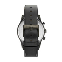 Laden Sie das Bild in den Galerie-Viewer, Kenneth Cole New York Herren Uhr Armbanduhr Leder KC15106004