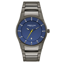 Laden Sie das Bild in den Galerie-Viewer, Kenneth Cole New York Herren-Armbanduhr Analog Quarz Edelstahl KC15103012