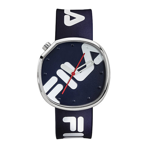 Fila Damen Uhr Armbanduhr ICONIC EVERYWHERE 38-162-101 Silikon