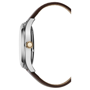 Kenneth Cole New York Herren-Armbanduhr Automatik Leder 10030814