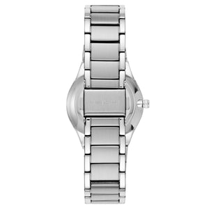 Kenneth Cole New York Damen-Armbanduhr Analog Quarz Edelstahl KC15201001