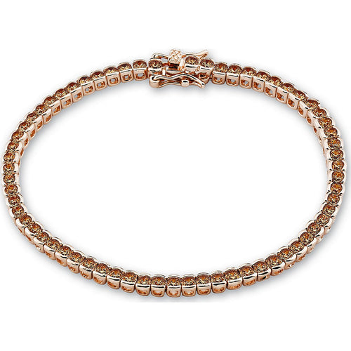 s.Oliver Jewel Damen Armband Tennisarmband Silber Rosé SO1295/1 -  9031016