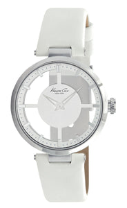 Kenneth Cole New York Damen Uhr Armbanduhr Leder 10008175