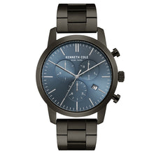 Laden Sie das Bild in den Galerie-Viewer, Kenneth Cole New York Herren-Armbanduhr Analog Quarz Edelstahl KC50053005