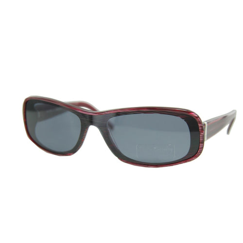 B. Barclay Sonnenbrille 6504 C1 stripe red