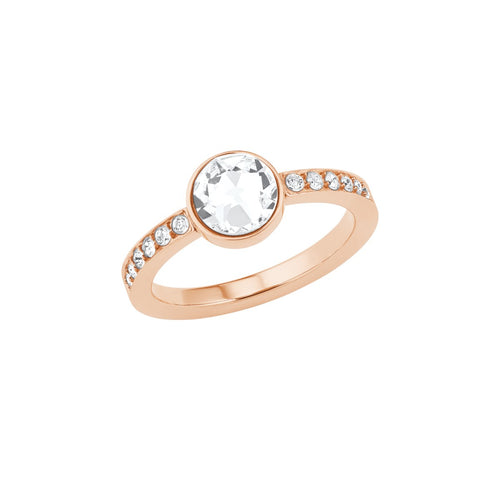 s.Oliver Jewel Damen Ring Edelstahl IP ROSE 202616