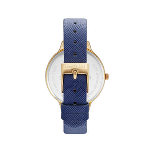 Kenneth Cole New York Damen Uhr Armbanduhr Leder KC15056005