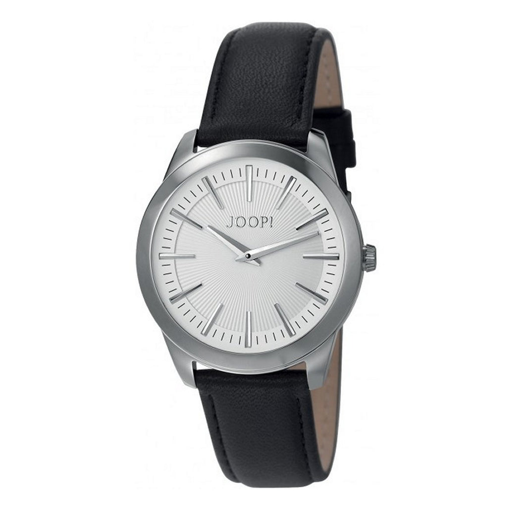 Joop Damen Uhr Armbanduhr JP101112F02 Element Analog Quarz Leder