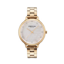 Laden Sie das Bild in den Galerie-Viewer, Kenneth Cole New York Damen Uhr Armbanduhr Edelstahl KC15056007