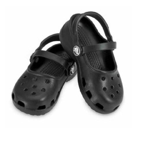 Crocs Kids Mary Jane black