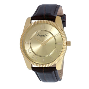 Kenneth Cole New York Damen-Armbanduhr Analog Leder 10021685