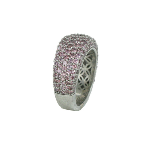 Esprit Collection Damen Ring Silber Zirkonia Amorana Gr.16 ELRG91530E160