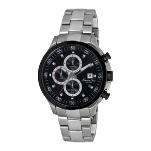 Kenneth Cole New York Herren-Armbanduhr Analog Edelstahl KC9361