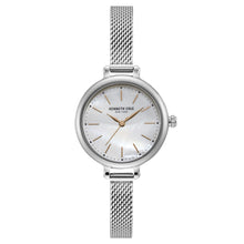 Laden Sie das Bild in den Galerie-Viewer, Kenneth Cole New York Damen-Armbanduhr Analog Quarz Edelstahl KC50065007