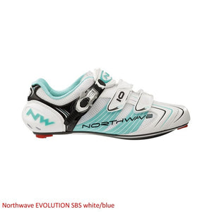 Schuhe Northwave Evolution SBS Road
