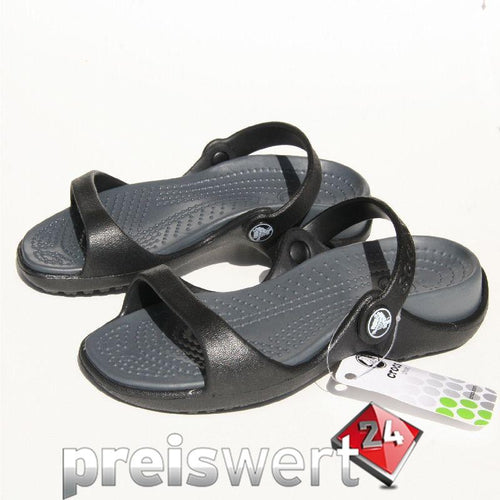 Crocs Schuhe Cleo black-charcoal W5