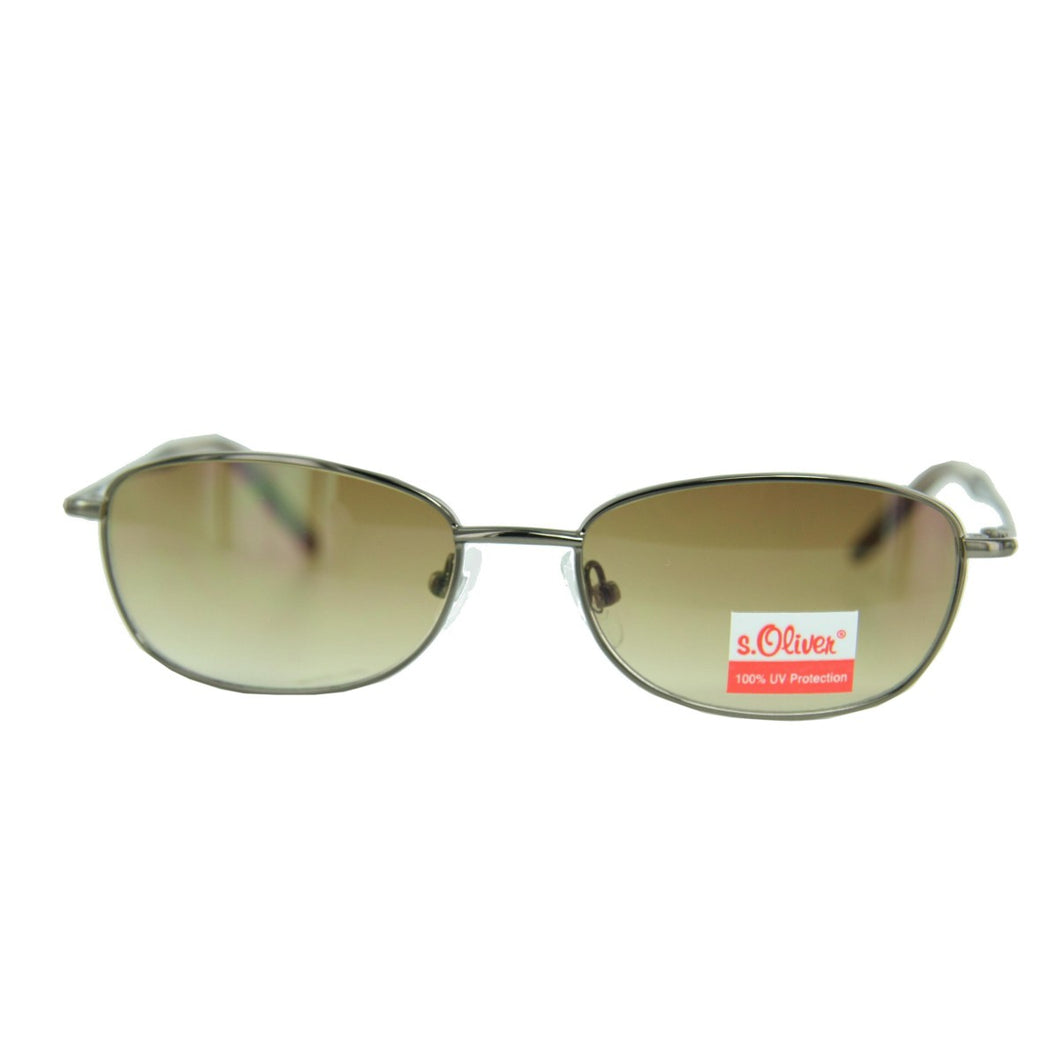 s.oliver Sonnenbrille 4073 C2 brown shiny SO40732