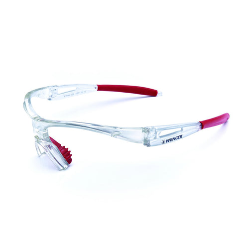 Wenger X-Kross Sportframe Grundrahmen OF1001.03 Cristall silver / red