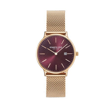 Laden Sie das Bild in den Galerie-Viewer, Kenneth Cole New York Damen Uhr Armbanduhr Edelstahl KC15057008