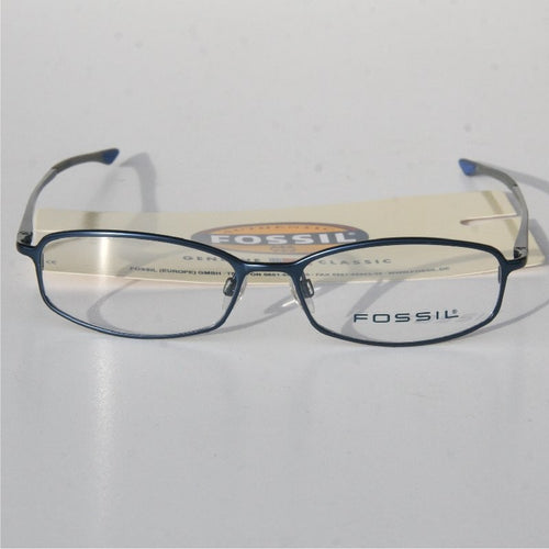 Fossil Brille El Castillo blau OF1094400