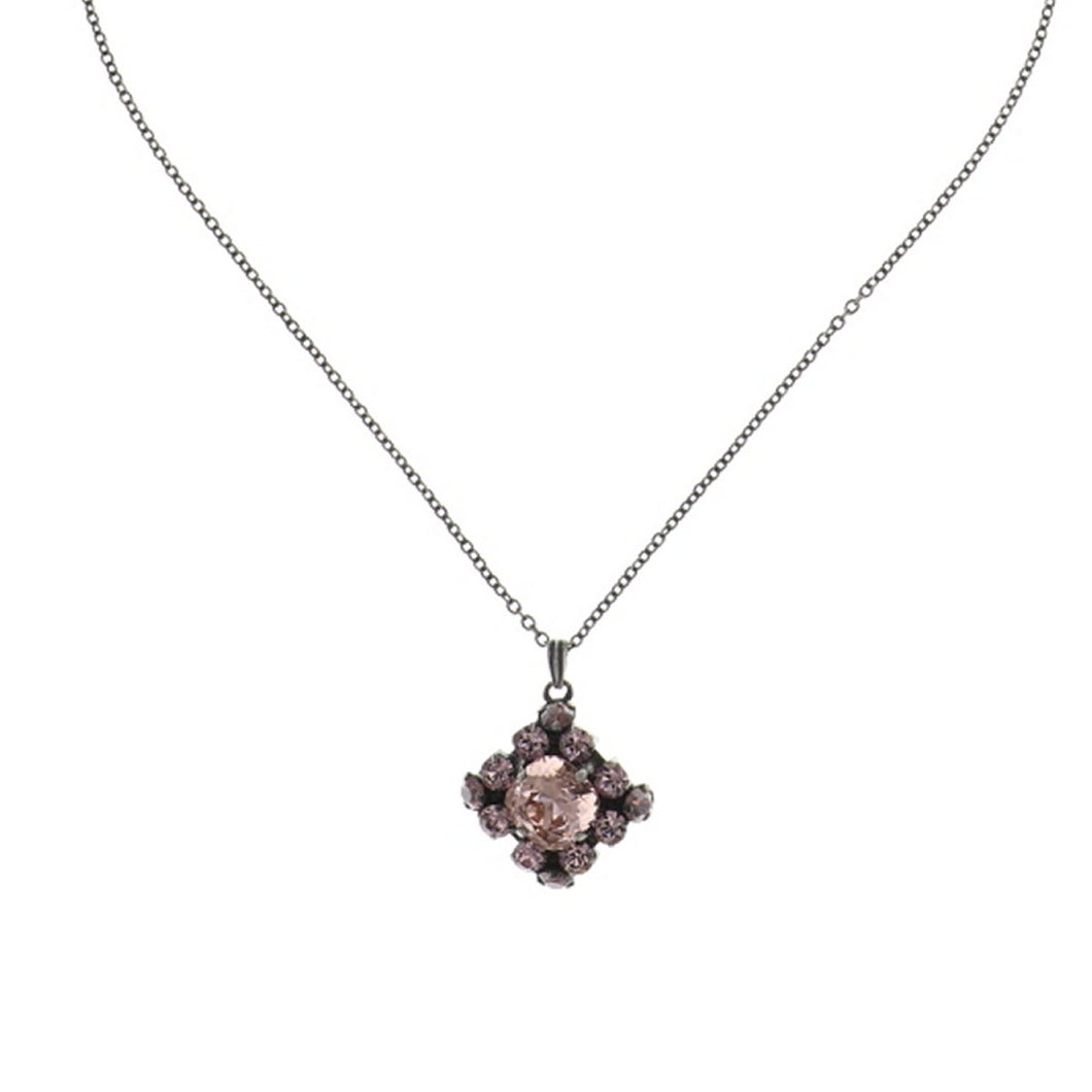 Konplott Halskette Collier Cocktail rosa 5450527443166