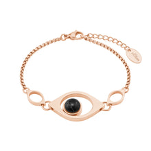 Laden Sie das Bild in den Galerie-Viewer, s.Oliver Jewel Damen Armband Armkette Edelstahl IP ROSE 2026176