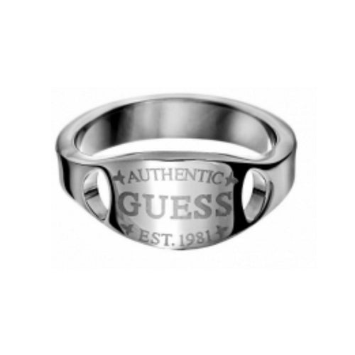 Guess Steel Unisex Ring USR11002
