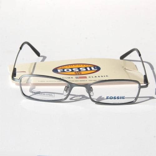 Fossil Brille Wales grau OF1058020