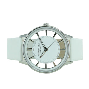 Kenneth Cole New York Unisex Uhr Armbanduhr Leder KC14994004