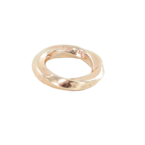 Esprit Collection Damen Ring Silber Rose Olympia Gr. 56 ELRG91959C180