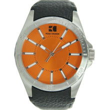 Laden Sie das Bild in den Galerie-Viewer, Hugo Boss Orange Herren Uhr Leder 1512870