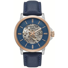 Laden Sie das Bild in den Galerie-Viewer, Kenneth Cole New York Herren-Armbanduhr Automatik KC50690003