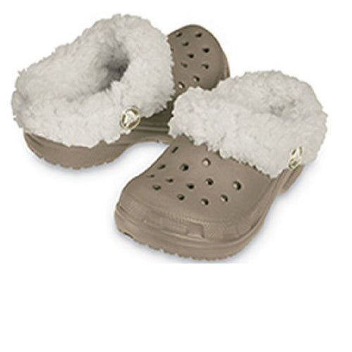 Crocs Schuhe Kinder Kids Mammoth khaki