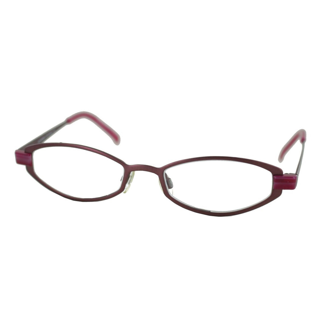 Fossil Brille Brillengestell Blue Moon rot OF1072650