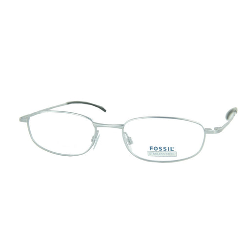 Fossil Brille Oxford silber OF1059011