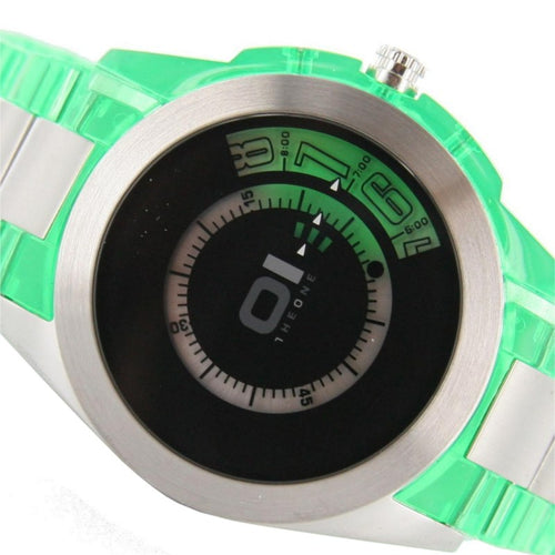 The One Uhr Turning Disc AN08G06