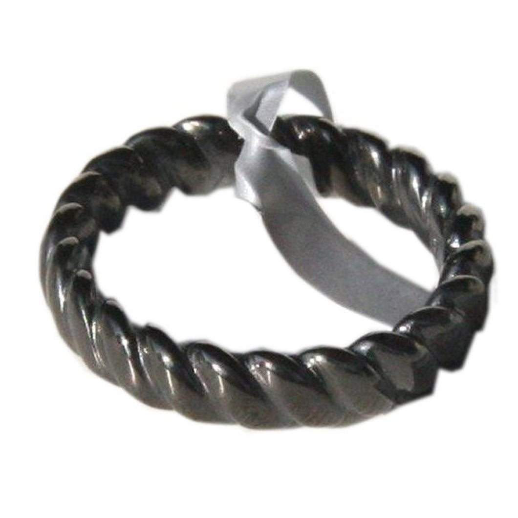 Esprit Ring PERFECT TWIST BLACK ESRG91123 Gr.18