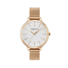 Laden Sie das Bild in den Galerie-Viewer, Kenneth Cole New York Damen Uhr Armbanduhr Edelstahl KC15056014