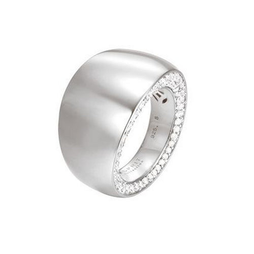 Esprit Collection Damen Ring Silber Zirkonia Ennea ELRG92441A1
