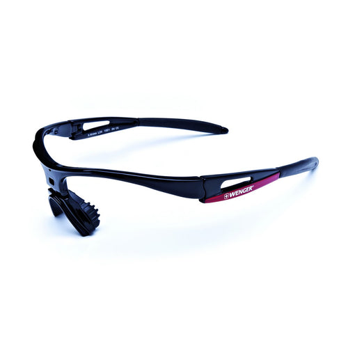 Wenger X-Kross Sportframe Grundrahmen OF1001.04 Shiny black-red / black