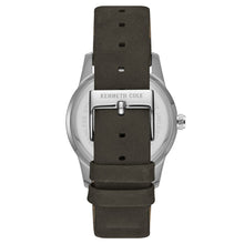 Laden Sie das Bild in den Galerie-Viewer, Kenneth Cole New York Herren-Armbanduhr Analog Quarz Leder KC15204002